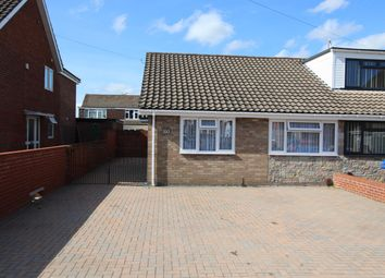 Thumbnail 2 bed semi-detached house for sale in Allerton Crescent, Whitchurch, Bristol