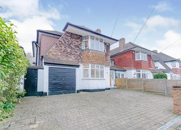 Thumbnail 4 bed semi-detached house for sale in Shirley Way, Shirley, Croydon, Surrey
