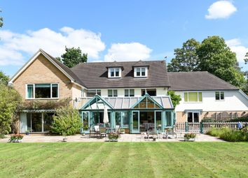 Thumbnail 5 bed detached house for sale in Patmore Lane, Burwood Park, Hersham, Walton-On-Thames