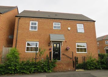 Thumbnail 4 bed detached house for sale in Watermead Grange, Brownhills, Walsall