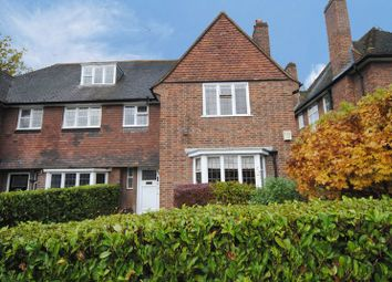 Thumbnail 4 bed semi-detached house for sale in Gurney Drive, Hampstead Garden Suburb, London