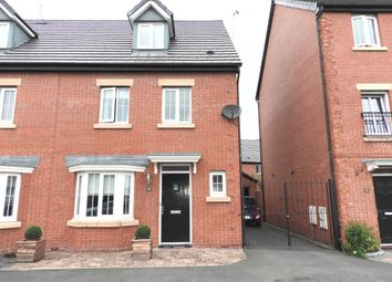 Thumbnail 4 bed semi-detached house for sale in St. Kevins Drive, Kirkby, Liverpool
