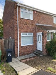 Thumbnail 1 bed end terrace house to rent in Fox Howe, Coulby Newham, Middlesbrough