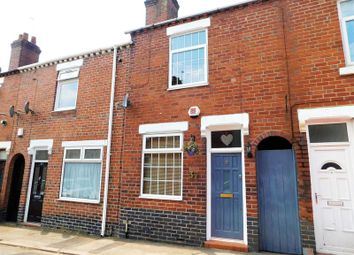 Thumbnail 2 bed terraced house for sale in Heath Street, Newcastle Under Lyme, Staffs.