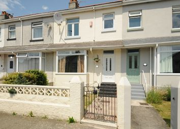 Thumbnail 2 bedroom terraced house for sale in North Down Road, Beacon Park, Plymouth, Devon