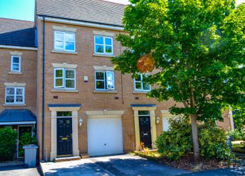 Thumbnail 3 bed town house for sale in Malt Kiln Way, Sandbach