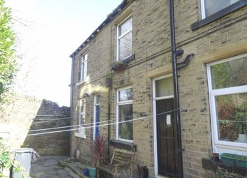 Thumbnail 1 bedroom terraced house for sale in Bradford Road, Brighouse, West Yorkshire
