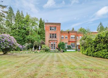 Thumbnail 2 bed flat for sale in London Road, Windlesham