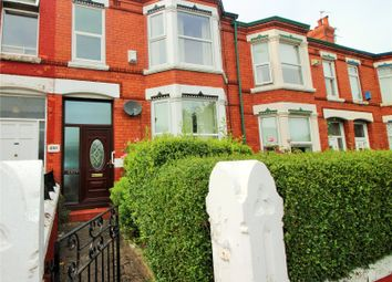Thumbnail 3 bed terraced house for sale in Park Road North, Birkenhead, Merseyside