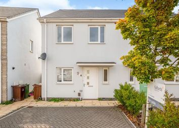 Thumbnail 2 bed semi-detached house for sale in North Prospect, Plymouth, Devon