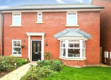 Thumbnail 4 bedroom detached house for sale in Lon Ffion, Cwmbran, Torfaen