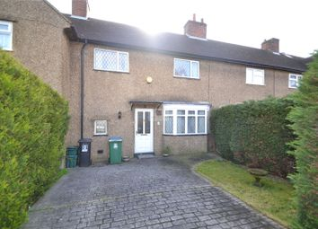 Thumbnail 3 bed terraced house to rent in Longspring, Watford