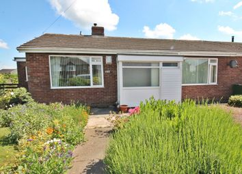 Thumbnail 2 bedroom semi-detached bungalow for sale in London Road, Carlisle