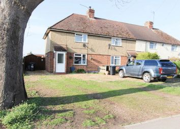 Thumbnail 3 bed semi-detached house for sale in Mildenhall Road, Fordham, Ely