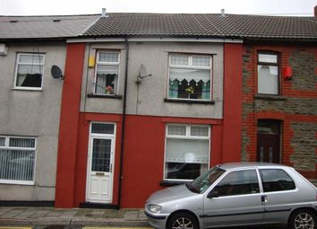 Thumbnail 3 bed terraced house to rent in Danygraig Terrace, Trebanog, Porth