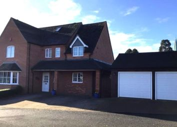 Thumbnail 5 bed detached house for sale in Bromley Close, Harvington, Evesham