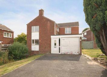 Thumbnail 4 bed detached house for sale in Heathfield Close, Dronfield, Derbyshire