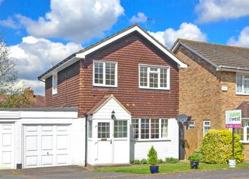 Thumbnail 3 bed link-detached house for sale in The Driftway, Banstead, Surrey