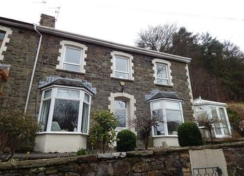 Thumbnail 4 bed end terrace house for sale in Clytha Crescent, Abertillery