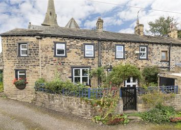 Thumbnail 3 bed end terrace house for sale in John Street, Cullingworth, Bradford