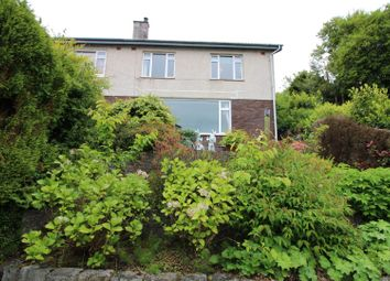 Thumbnail 4 bed semi-detached house for sale in Lyle Grove, Greenock