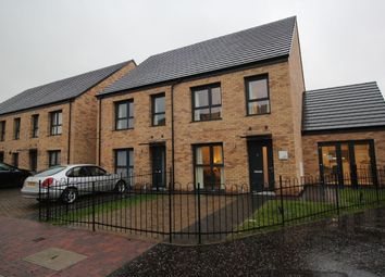 Thumbnail 3 Bed Semi Detached House To Rent In Kestrel Way, Perth