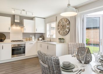 "Thumbnail 3 bed semi-detached house for sale in ""Archford"" at Snowley Park, Whittlesey, Peterborough"