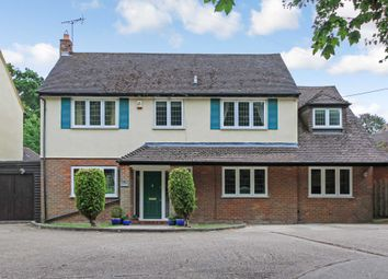 Thumbnail 4 bed detached house to rent in Shootersway, Berkhamsted