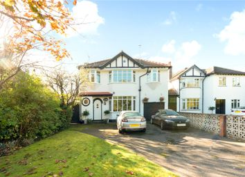 Thumbnail 4 bed detached house for sale in Chester High Road, Neston