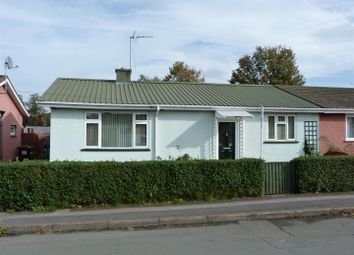 Thumbnail 2 bed bungalow for sale in Exeter Street, Stafford