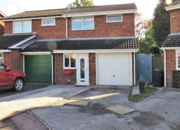 Thumbnail 2 bed semi-detached house for sale in Wessenden, Wilnecote, Tamworth