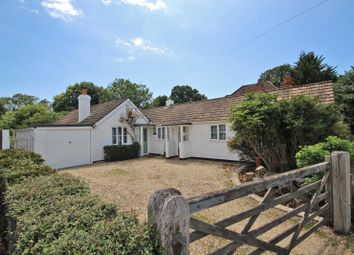 Hatchet Lane, Beaulieu, Brockenhurst, Hampshire SO42. 4 bed bungalow for sale