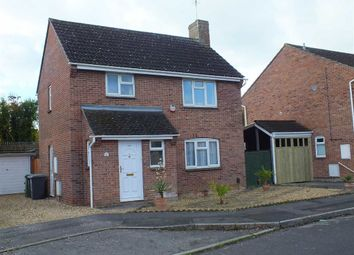 Thumbnail 3 bed detached house to rent in Alderton Way, Trowbridge, Wiltshire