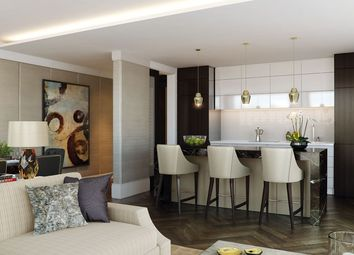 Thumbnail 2 bed flat for sale in Southbank Place, London, London