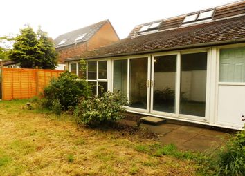Thumbnail 1 bedroom bungalow to rent in Gibbwin, Great Linford, Milton Keynes