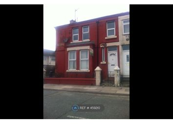 Thumbnail 3 bed end terrace house to rent in Thornton Avenue, Liverpool