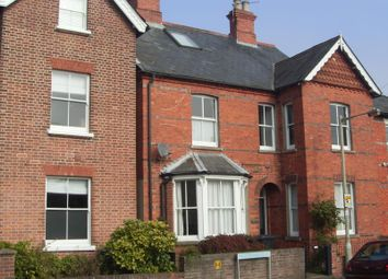 Thumbnail 2 bed maisonette to rent in Craven Road, Newbury