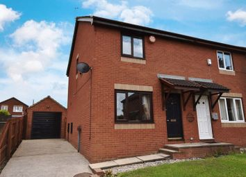 Thumbnail 3 bed semi-detached house to rent in Aberfield Drive, Crigglestone, Wakefield