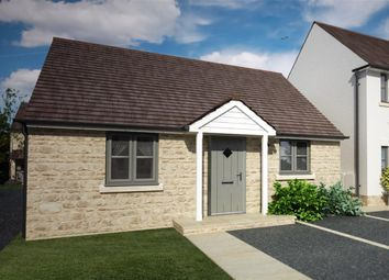 Thumbnail 2 bedroom detached bungalow for sale in The Charlbury, Blunsdon Meadow, Swindon, Wilts