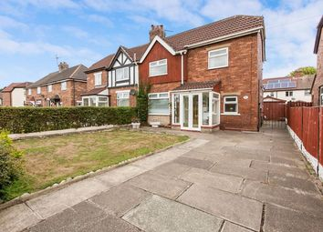Thumbnail 2 bed semi-detached house to rent in Shurlach Road, Rudheath, Northwich