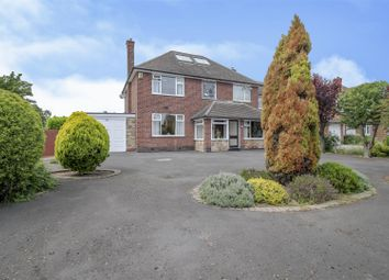 Thumbnail 3 bed detached house for sale in Thoresby Road, Bramcote, Nottingham