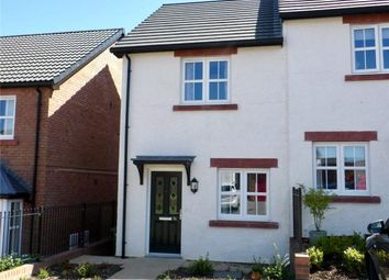 Thumbnail 2 bed semi-detached house for sale in St. Mungos Close, Dearham, Maryport