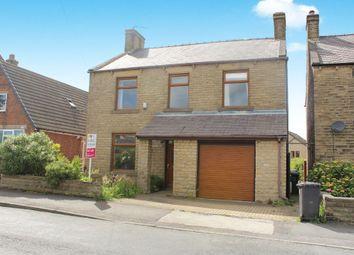 Thumbnail 4 bed detached house for sale in Station Road, Skelmanthorpe, Huddersfield
