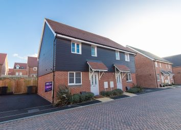 Thumbnail 3 bed semi-detached house for sale in Bailey Close, Andover