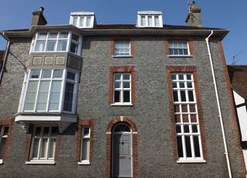 Thumbnail 2 bed maisonette to rent in Southover High Street, Lewes