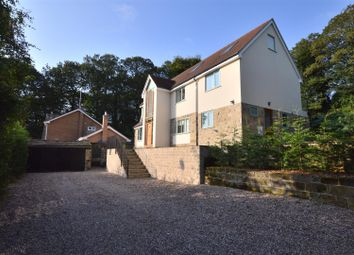 Thumbnail 5 bed detached house for sale in Asterdale, Coxbench, Derby