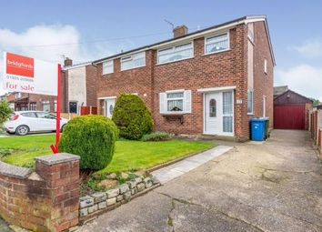 3 bed semi-detached house for sale in Camborne Road, Burtonwood, Warrington, . WA5