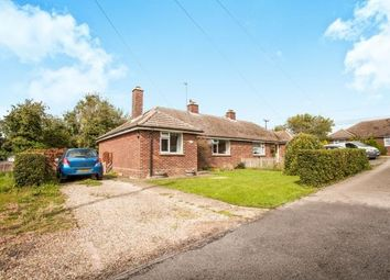 Thumbnail 2 bed bungalow for sale in Westley Waterless, Cambridge, Cambridgeshire
