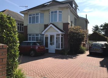 Thumbnail 5 Bed Detached House For Sale In Castle Lane West Bournemouth