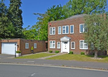 Thumbnail 4 bed detached house to rent in Tellisford, Esher
